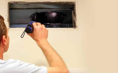 DIY: How to clean your own air ducts at home